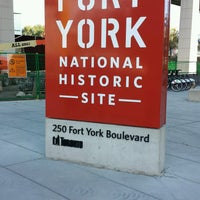 Photo taken at Fort York by Moriah B. on 10/11/2016