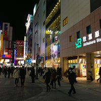 Photo taken at Akihabara Station by T Y. on 1/20/2013