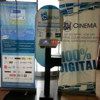 Photo taken at SM Cinema Manila by Riza A. on 2/3/2013