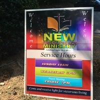 Photo taken at Destiny Metropolitan Worship Church by Christian K. on 8/7/2016