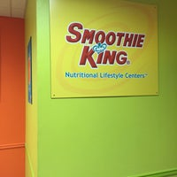 Photo taken at Smoothie King by Christian K. on 12/30/2014