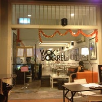Photo taken at The Wok & Barrel by John G. on 1/16/2013