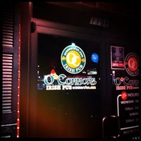 Photo taken at O'Connors Irish Pub & Grill by Clif J. on 1/18/2013