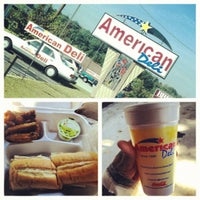 Photo taken at American Deli by TL G. on 10/11/2012