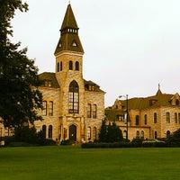 Photo taken at Kansas State University by Lauren P. on 8/5/2013