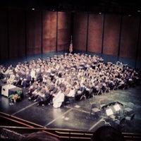 Photo taken at McCain Auditorium by Lauren P. on 5/18/2013
