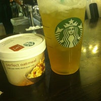 Photo taken at Starbucks by Angelica R. on 3/27/2013