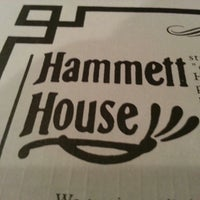 Photo taken at Hammett House by Richey L. on 3/13/2013