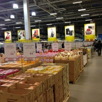 Photo taken at Selgros Cash&Carry by Evgeny P. on 4/12/2013