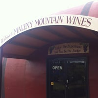 Photo taken at Maleny Mountain Wines by John Z. on 7/11/2013
