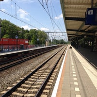 Photo taken at Station Deventer by Arne D. on 5/31/2013