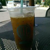 Photo taken at Caribou Coffee by Amanda G. on 8/19/2014