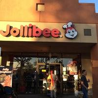 Photo taken at Jollibee by Alyssa N. on 3/30/2015