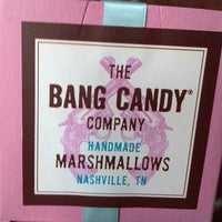 Photo taken at The Bang Candy Company by Tom M. on 2/16/2013