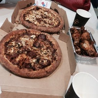 Photo taken at Domino's Pizza by Farwiza Y. on 8/6/2016