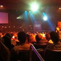 Photo taken at Teatro Procópio Ferreira by Juliana P. on 12/15/2012