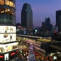 Photo taken at The Westin Grande Sukhumvit, Bangkok by fuku_bangkok on 1/1/2013