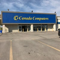 Photo taken at Canada Computers by Rob L. on 10/15/2016