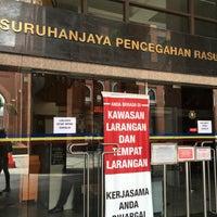 Photo taken at Suruhanjaya Pencegahan Rasuah Malaysia by Fisha H. on 3/21/2016