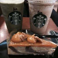 Photo taken at Starbucks by nurrafaen on 10/21/2016