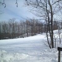Photo taken at Blackjack Ski Resort by Elysia P. on 3/1/2013