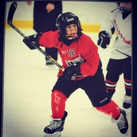 Photo taken at Minnesota Made Hockey by Fred R. on 3/8/2015