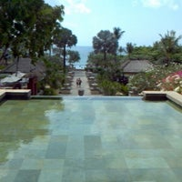 Photo taken at Ayana Resort and Spa by Keisuke S. on 9/21/2012