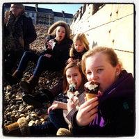 Photo taken at Fusciardi's Ice Cream Parlour by Robert M. on 4/6/2013