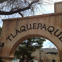 Photo taken at Tlaquepaque by Monika N. on 3/16/2013
