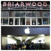 Photo taken at Briarwood Mall by Temesgen H. on 10/28/2012