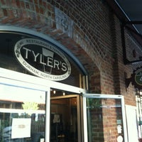 Photo taken at Tyler's Restaurant & Taproom by Chuck N. on 10/15/2012