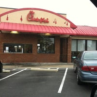 Photo taken at Chick-fil-A by Chuck N. on 10/30/2012