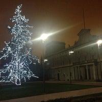 Photo taken at Camino de Santiago UNAV by JAF on 12/24/2014