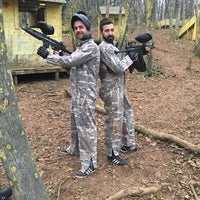 Photo taken at Evo Paintball by Ahmet A. on 2/28/2016