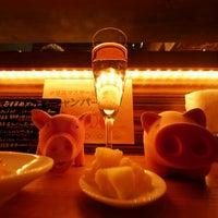 Photo taken at ぶーみんヴィノム by Satoshi F. on 12/23/2014