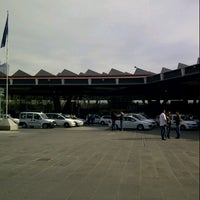 Photo taken at Napoli Centrale Railway Station (INP) by Sergio on 11/10/2012