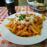 Photo taken at Gianni Gillone Pasta Bar & Ital. Feinkost by Buğra Y. on 10/26/2015