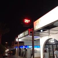 Photo taken at Avda De Las Playas by Vanessa T. on 10/21/2014