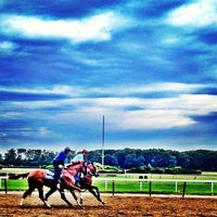Photo taken at Belmont Park Racetrack by Dan N. on 6/16/2013