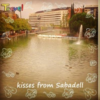 Photo taken at Hotel Catalonia Sabadell **** by Jose N. on 9/11/2013