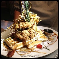 Photo taken at Hash House A Go Go at The LINQ by Albert E. on 1/9/2013