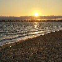 Photo taken at Robert W. Crown Memorial State Beach by Oz B. on 6/5/2013