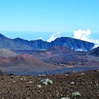 Photo taken at Haleakalā National Park by Iman F. on 1/20/2013