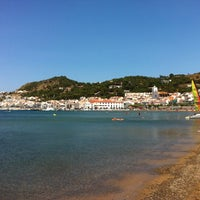 Photo taken at El Port de la Selva by Jonatan V. on 7/26/2013
