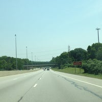 Photo taken at I-77 Exit 135 - Cleve-Mass Rd by Gaylan F. on 6/21/2013