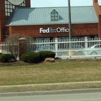 Photo taken at FedEx Office Print & Ship Center by Gaylan F. on 4/2/2014
