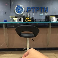 Photo taken at PTPTN One Stop Centre by Syed A. on 6/2/2016