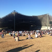 Photo taken at Sidney Myer Music Bowl by Stewart on 1/16/2013