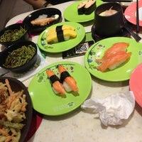 Photo taken at Sakae Sushi by Shirleen L. on 4/28/2015