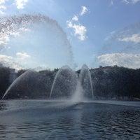 Photo taken at National Gallery of Art - Sculpture Garden by Mitch M. on 8/24/2013